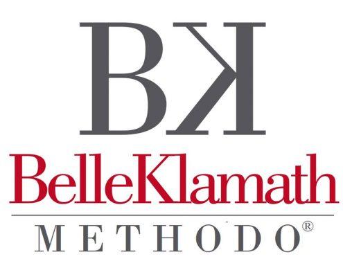 logo Belle Klamath metodo